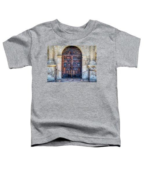 The Alamo Toddler T-Shirt