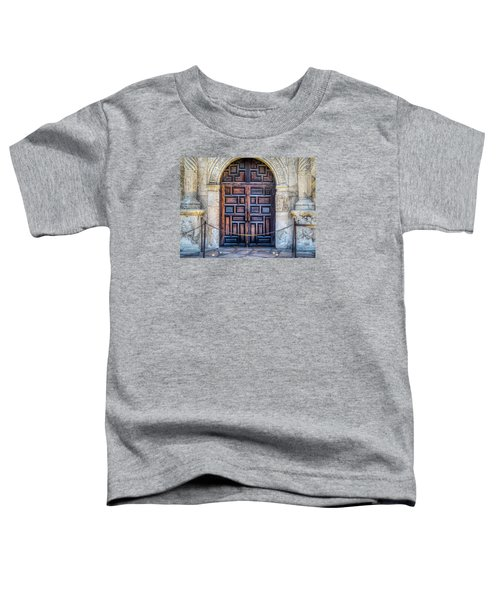 The Alamo Toddler T-Shirt