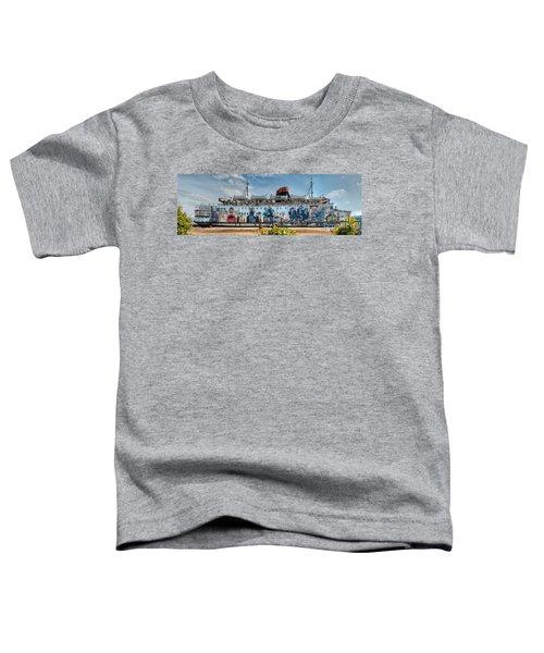 The Duke Of Graffiti Toddler T-Shirt