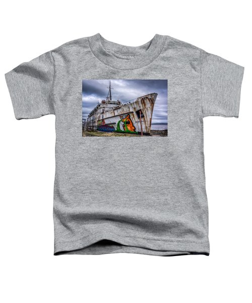 The Duke Of Lancaster Toddler T-Shirt