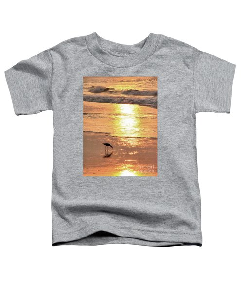 The Early Bird Toddler T-Shirt