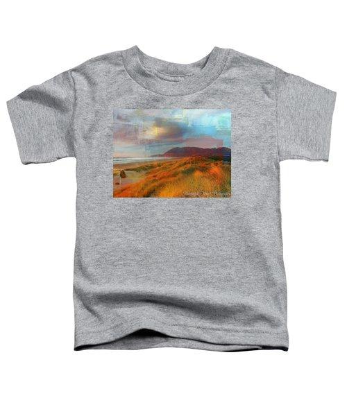 The Elk Trail Toddler T-Shirt