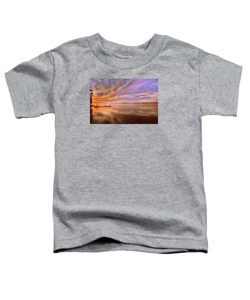 The End Toddler T-Shirt