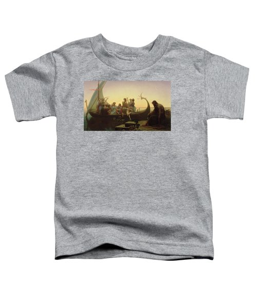 The Evening Toddler T-Shirt