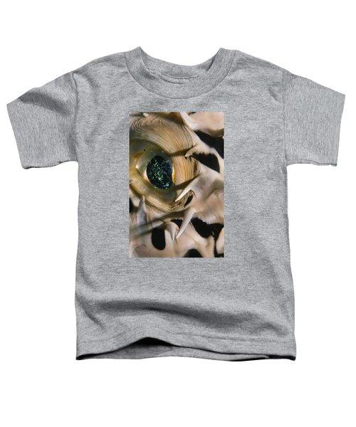 The Eye Of A Pufferfish Toddler T-Shirt
