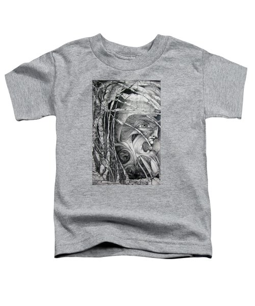 The Eye Of The Fomorii - Regrouping For The Battle Toddler T-Shirt