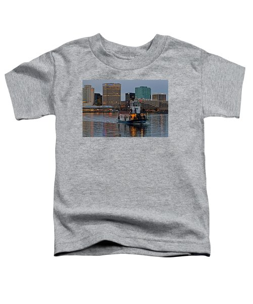 The Ferry To Portsmouth Toddler T-Shirt