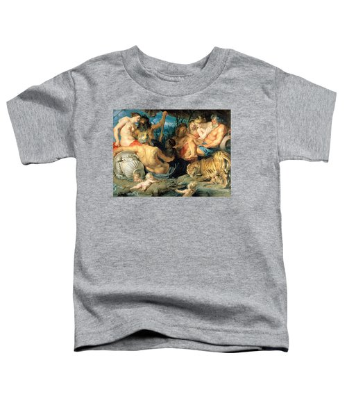 The Four Continents, 1615 Toddler T-Shirt