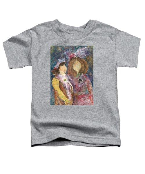 the Girls Toddler T-Shirt