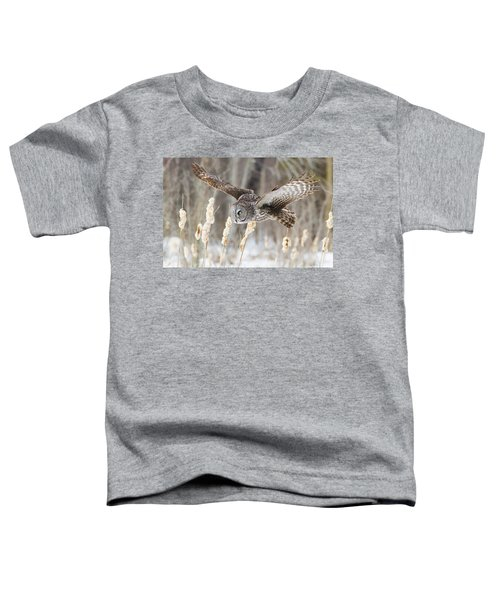 The Great Grey Hunter Toddler T-Shirt
