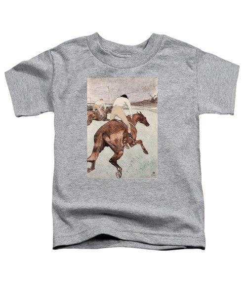 The Jockey Toddler T-Shirt
