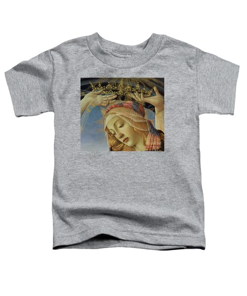 The Madonna Of The Magnificat Toddler T-Shirt