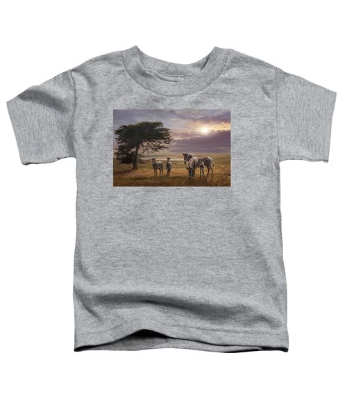 The Mane Event Toddler T-Shirt