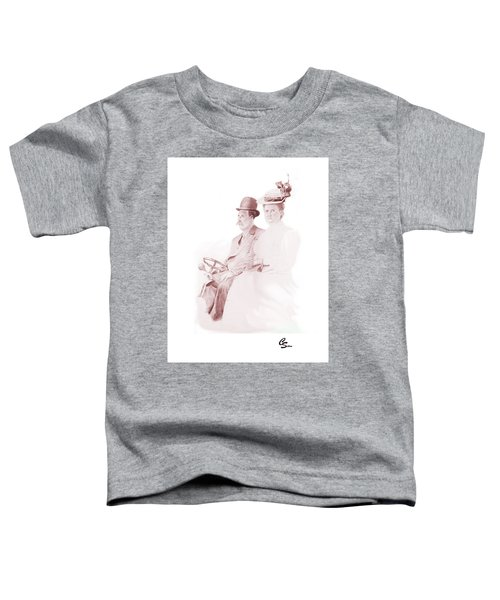 The Old Gray Mare Toddler T-Shirt