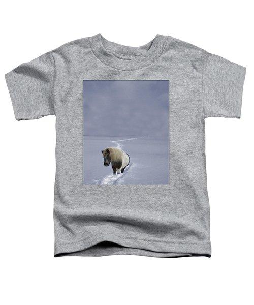 The Ponys Trail Toddler T-Shirt