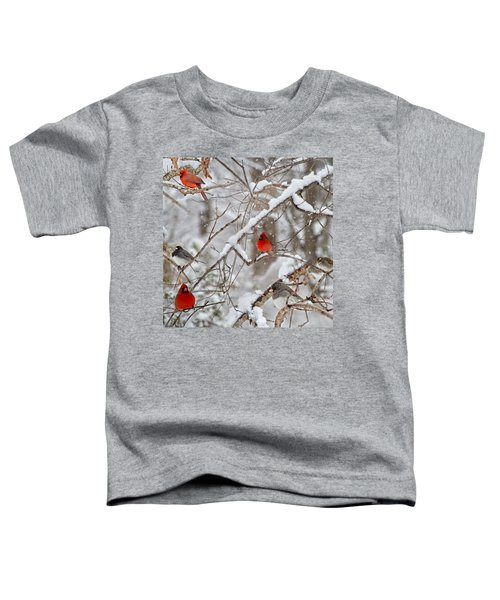 The Quiet Within The Forest Toddler T-Shirt