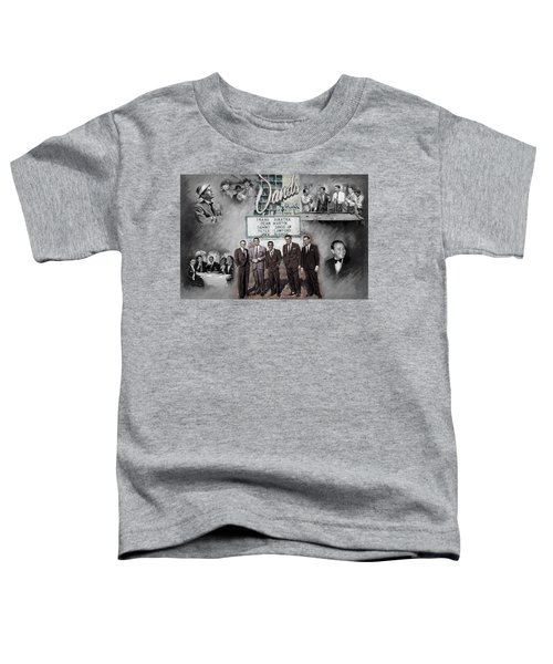 The Rat Pack Toddler T-Shirt