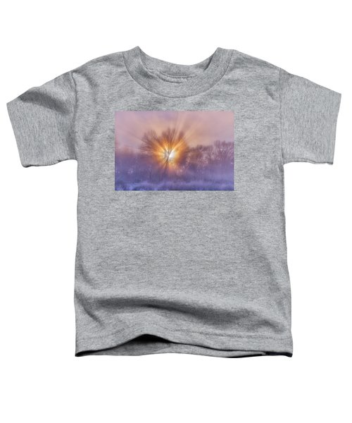 The Rising Toddler T-Shirt