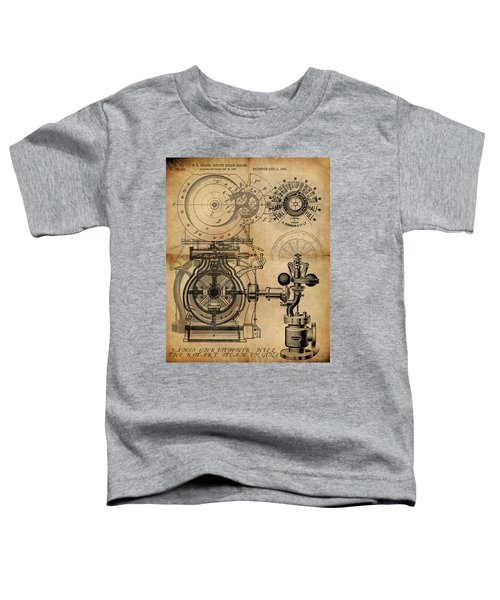The Rotary Engine Toddler T-Shirt