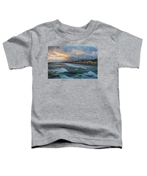 The Storm Clouds Roll In Toddler T-Shirt