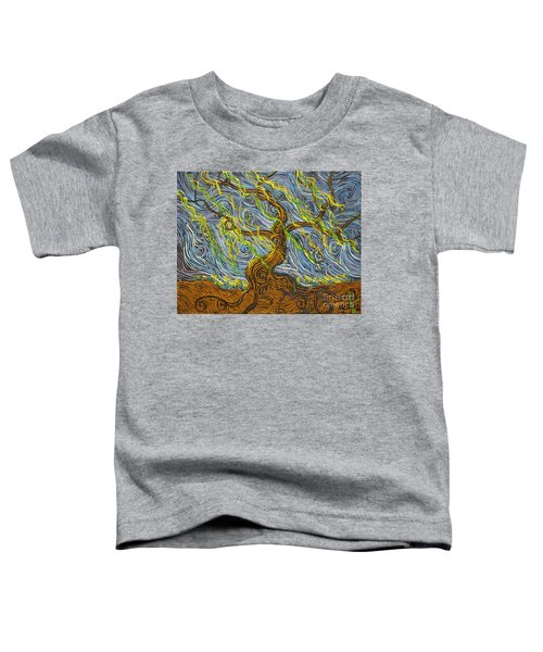The Tree Have Eyes Toddler T-Shirt