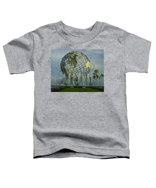The Unisphere Toddler T-Shirt