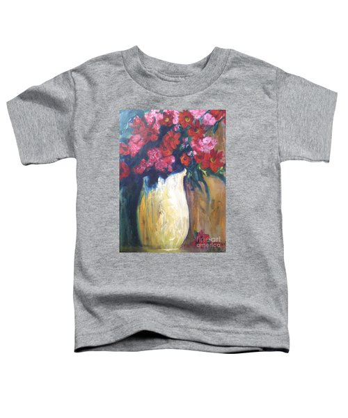 The Vase Toddler T-Shirt