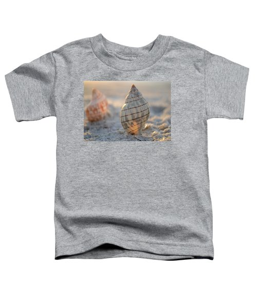 The Voice Of The Sea Toddler T-Shirt