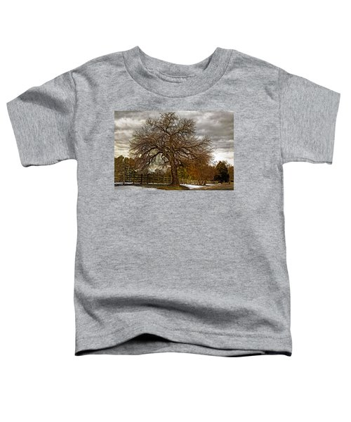 The Welcome Tree Toddler T-Shirt