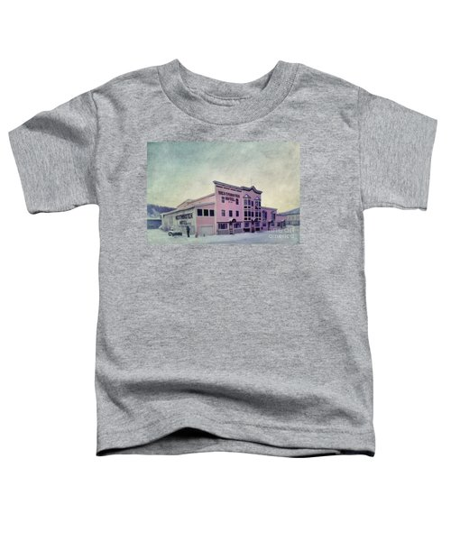 The Westminster Hotel Aka The Pit Toddler T-Shirt
