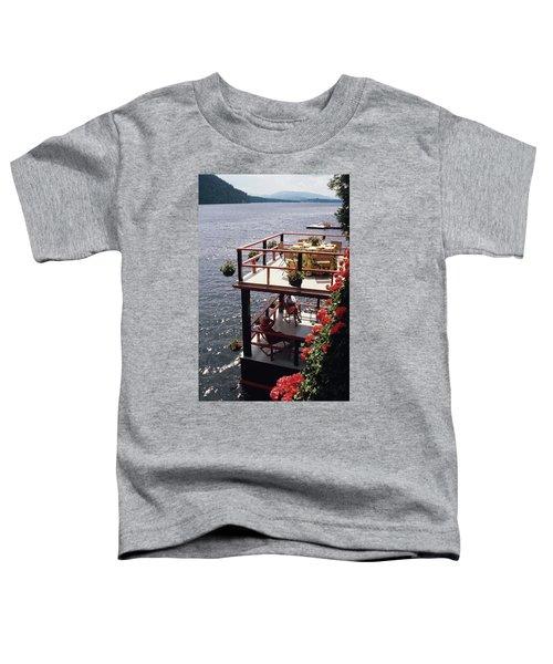The Wyker's Deck Toddler T-Shirt