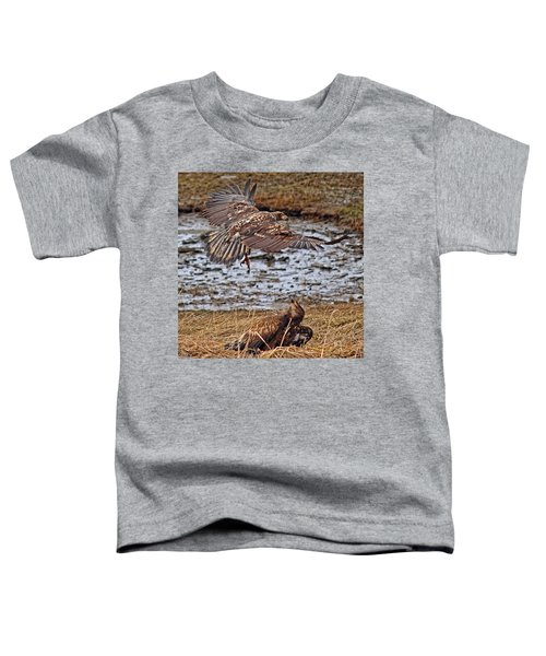 Threat From Above Toddler T-Shirt