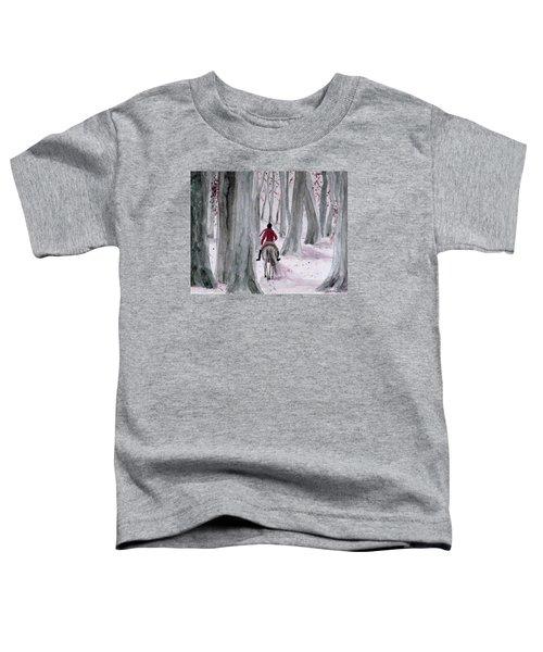 Through The Woods Toddler T-Shirt