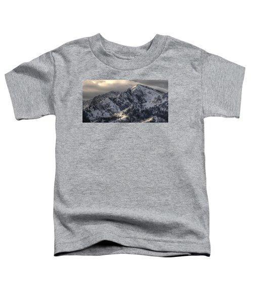 Thurston Peak Pano Toddler T-Shirt