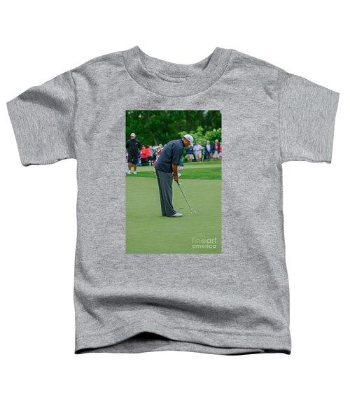 D12w-457 Tiger Woods Toddler T-Shirt