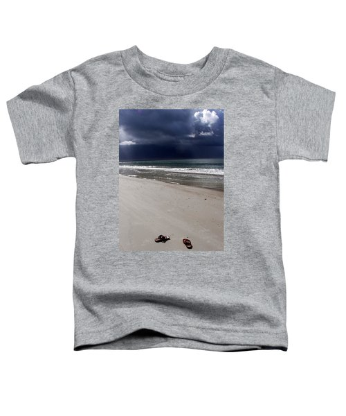 Time To Go Toddler T-Shirt