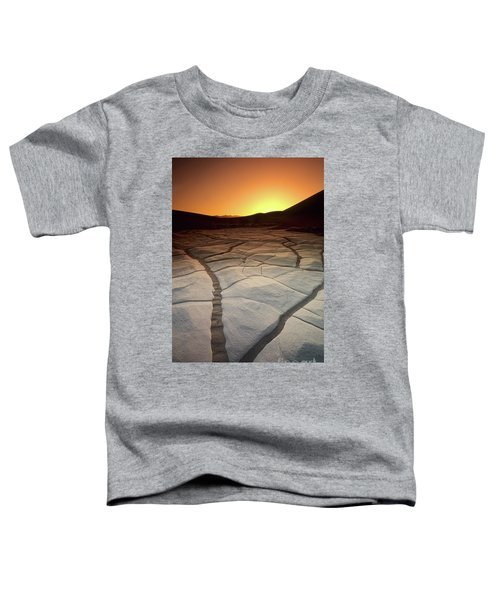 Timeless Death Valley Toddler T-Shirt