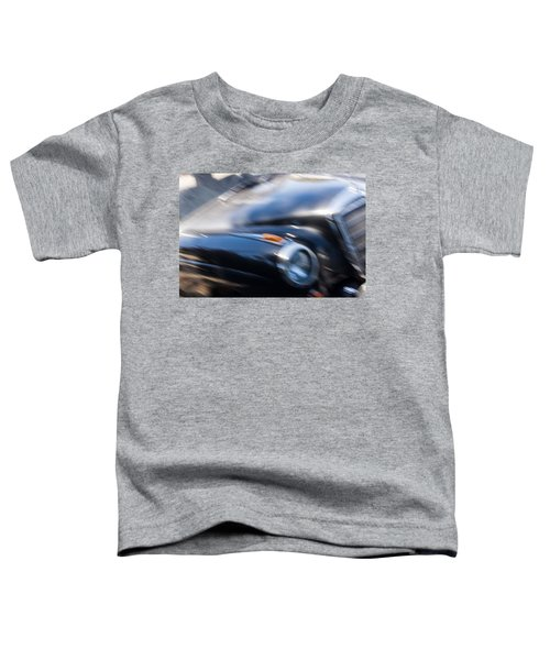 Toddler T-Shirt featuring the photograph To Journey Through Space And Time by Alex Lapidus