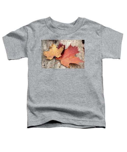 Toddler T-Shirt featuring the photograph Together by Andrea Platt