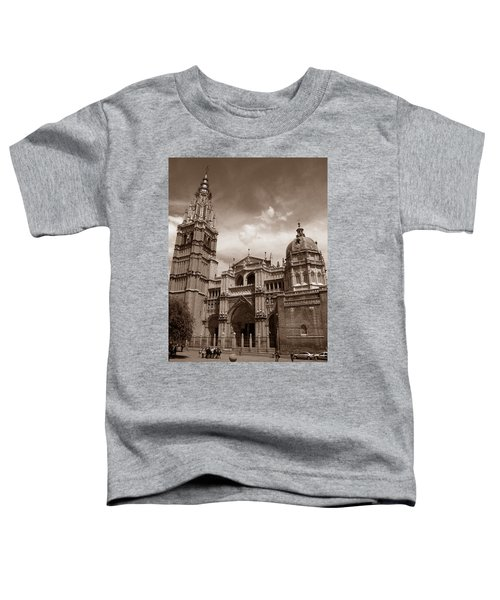 Toledo Cathedral Toddler T-Shirt
