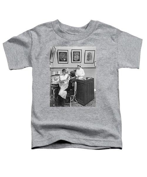 Tonsil Examination Toddler T-Shirt