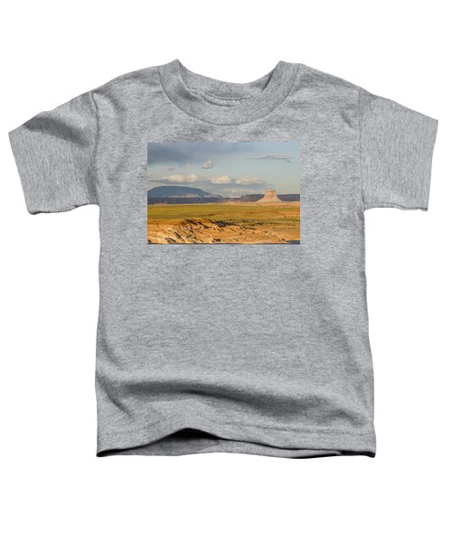 Tower Butte View Toddler T-Shirt