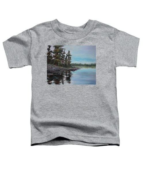 Tranquil Bay Toddler T-Shirt