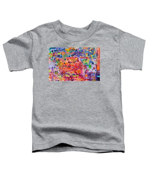 Transition To Chaos Toddler T-Shirt