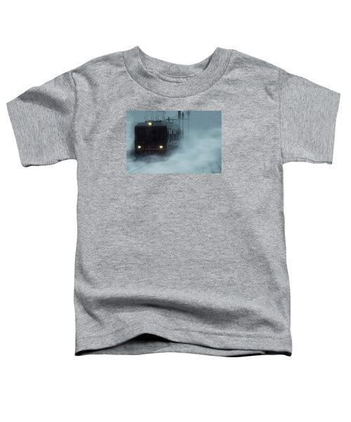 Traveling In The Snow... Toddler T-Shirt