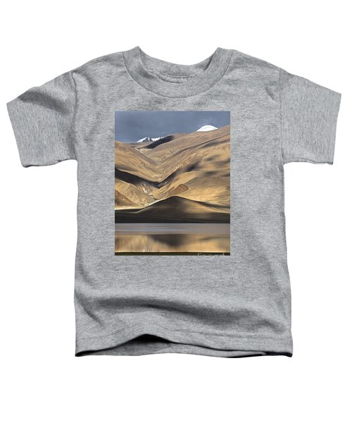 Golden Light Tso Moriri, Karzok, 2006 Toddler T-Shirt