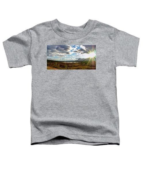 Tundra Burst Toddler T-Shirt