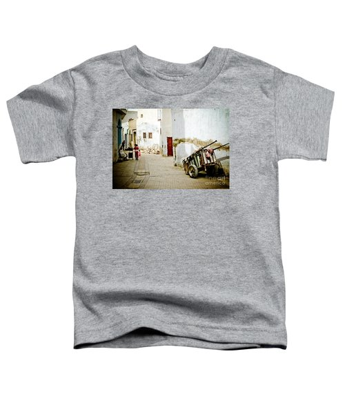 Tunisian Girl Toddler T-Shirt