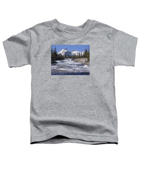 6m6539-tuolumne River  Toddler T-Shirt