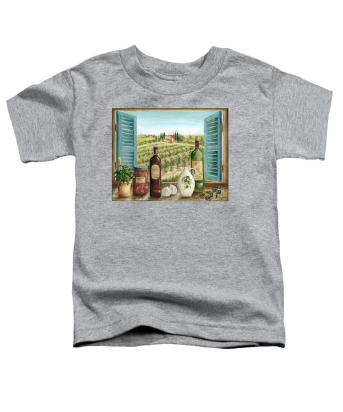 Tuscan Delights Toddler T-Shirt